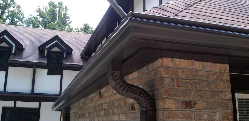 Budget gutters for Does a house need gutters